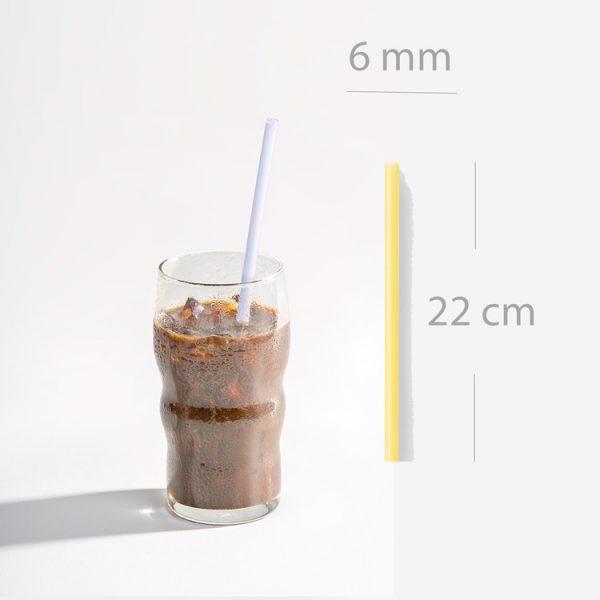 ống hụt gạo 6mm x 22cm