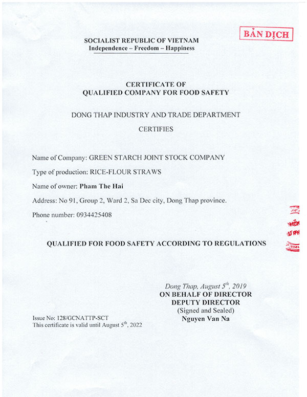 Food-Safety-Certificate-translate-eng